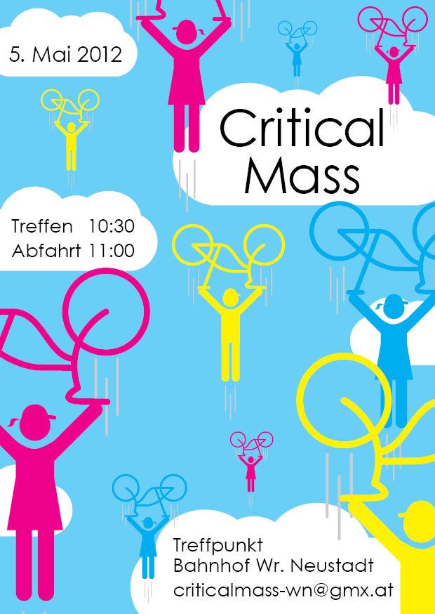 Critical Mass Mai Wiener Neustadt Flyer